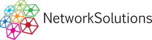 Network Solutions Free Logo Vector