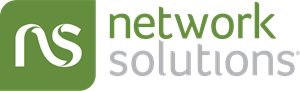 Network Solutions Logo Vector
