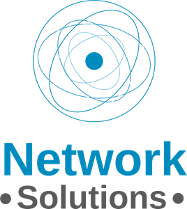 Network sulotions Logo Vector