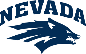 Nevada Wolf Pack Logo Vector