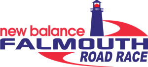New Balance Falmouth Road Race Logo Vector