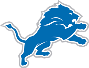 New Detroit Lions Logo Vector