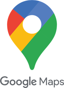 New Google Map Icon 2020 Logo Vector