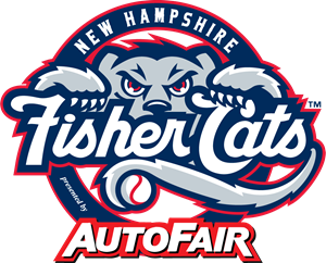 New Hampshire Fisher Cats Logo Vector