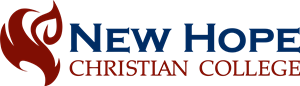 New Hope Christian College Logo Vector