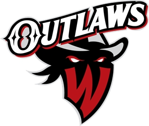 New Jersey Williamsport Outlaws Logo Vector