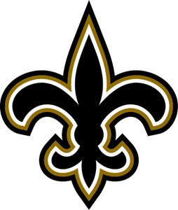 New Orleans Saints Logo Vector