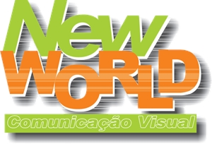 New World Comunicação Visual Logo Vector