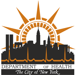 New York City Department of Health Logo Vector