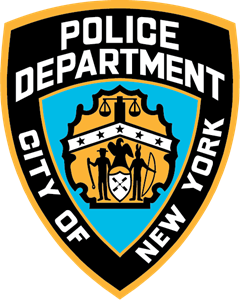 New York City Police Department Logo Vector