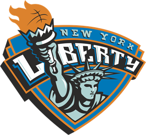 New York Liberty Logo Vector