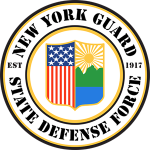New York State Guard (full color) Logo Vector
