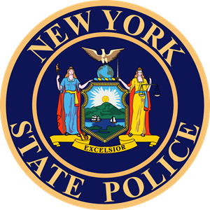 New York State Police Logo Vector