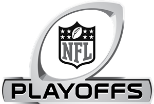 NFL Playoffs Logo Vector