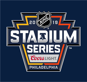 NHL 2019 Stadium Series Logo Vector