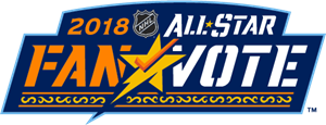 NHL All-Star Fan Vote Logo Vector