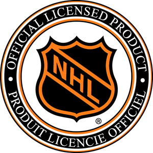 NHL Official Licensed Product Logo Vector
