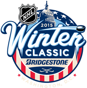 NHL Winter Classic 2015 Logo Vector