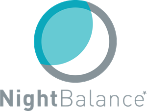 Night Balance Logo Vector