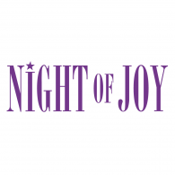 Night of Joy Logo Vector