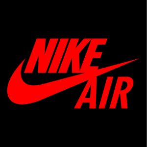 Nike Air Logo Vector