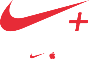 Nike Plus Logo Vector