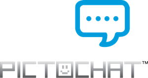 nintendo DS pictochat Logo Vector