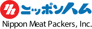 Nippon Meat Packers Logo Vector