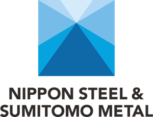Nippon Steel and Sumitomo Metal Logo Vector