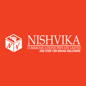 NISHVIKA COMMUNICATIONS PRIVATE LIMITED Logo Vector