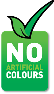 No Artificial Colours Logo Vector