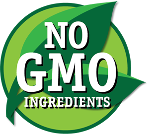 No GMO Ingredients Logo Vector