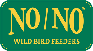 NO/NO Wild Bird Feeders Logo Vector