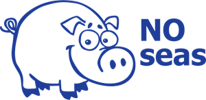 NO SEAS COCHINO Logo Vector