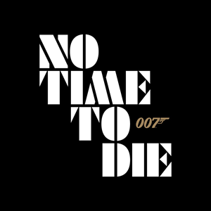 No Time to Die Logo Vector