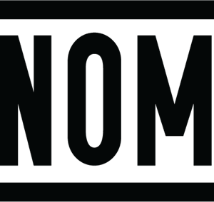 nom logo vector eps free download