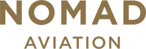 Nomad Aviation Logo Vector