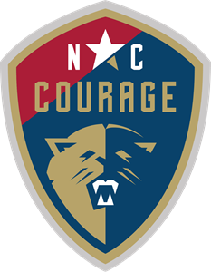North Carolina Courage Logo Vector