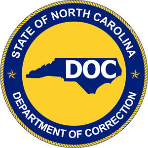 North Carolina Department of Correction Logo Vector