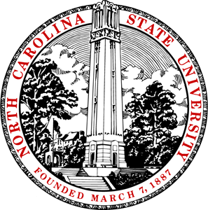 North Carolina State University Seal Logo Vector