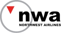 North West airlines Logo Vector