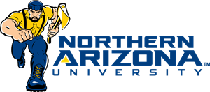 Northern Arizona University Lumberjacks Logo Vector