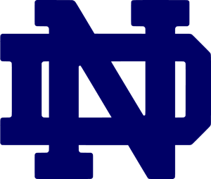 Notre Dame Fighting Irish Logo Vector