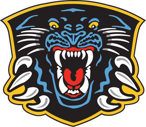 Nottingham Panthers Logo Vector