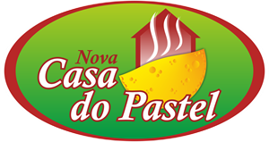 Nova Casa do Pastel Logo Vector