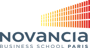 Novancia Business School Logo Vector