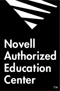 Novell Authorized Education Center Logo Vector