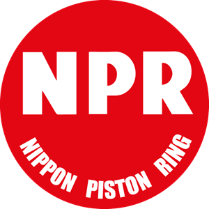 NPR Nippon Piston Ring Logo Vector