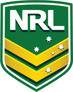 NRL National Rugby League Logo Vector