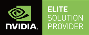 NVIDIA Elite Solution Provider Logo Vector